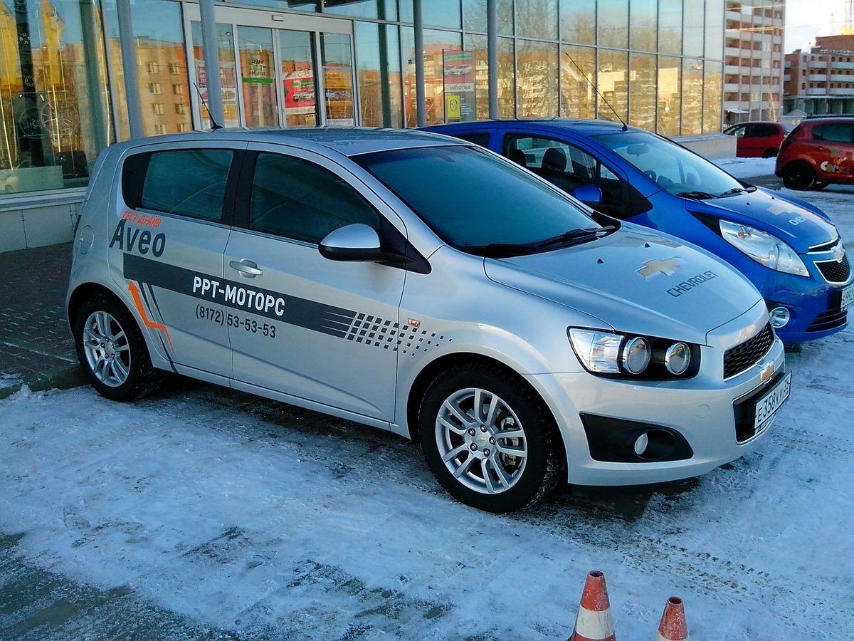 Оформление авто пленкой для Р-Моторс Вологда (29)